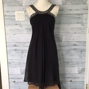 DRESSBARN FORMAL BLACK DRESS